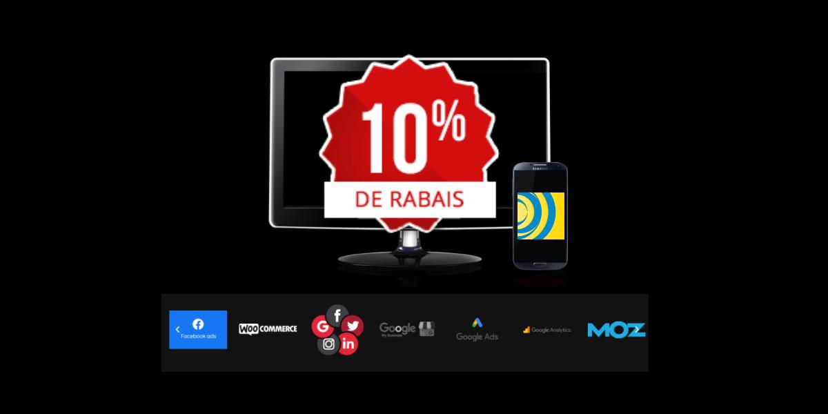 Promotion site web conception